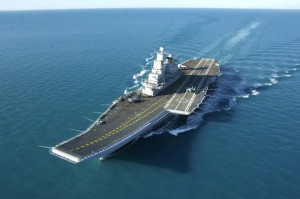 Aircraft-Carrier-INS-Vikramaditya-Indian-Navy