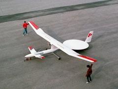 Aeroplane charging