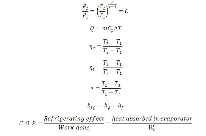 COP-calculation