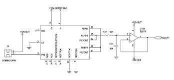 single sensing module